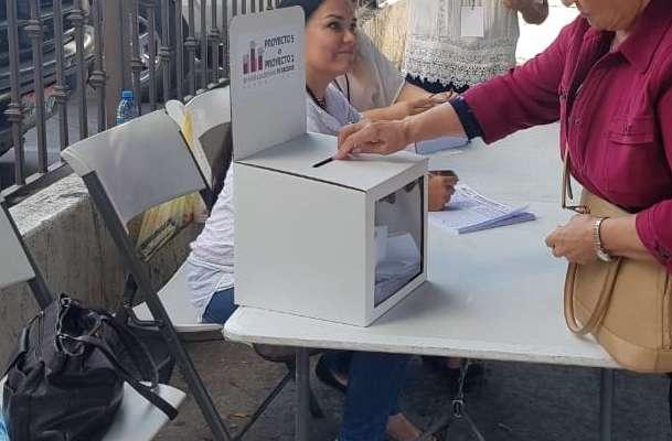 La Comisión Especial del Congreso dará a conocer los números oficiales de la consulta ciudadana. Foto: Especial