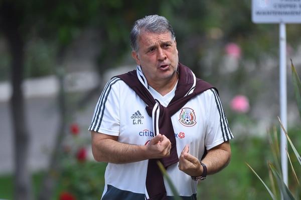 Gerardo Martino pidió tranquilidad a sus jugadores. Mexsport