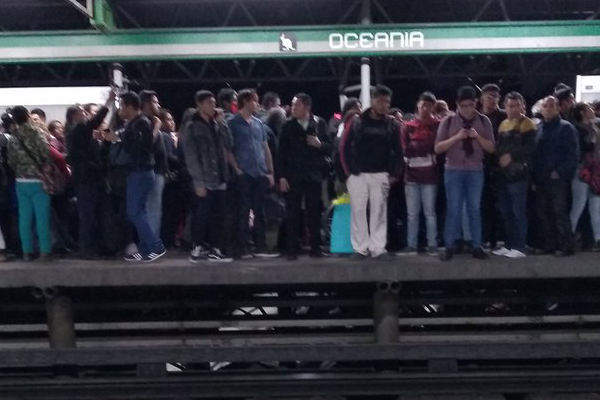 linea b del metro retrasos