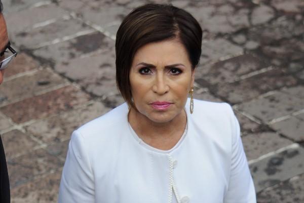 Rosario Robles, extitular de Sedesol y Sedatu. Foto: Cuartoscuro