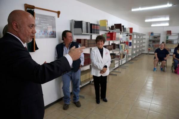 Para la entrega fue invitada Adriana Malvido, escritora y periodista cultural. Foto: Especial