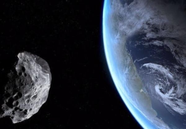 Un meteorito es todo aquel cuerpo físico proveniente del espacio, que no se ha desintegrado al entrar en la atmósfera de la Tierra. FOTO: NASA