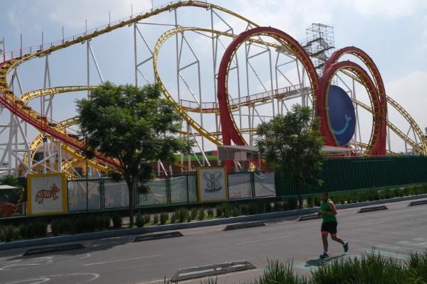 En la Feria de Chapultepec  murieron dos personas y dos resultaron heridas, el pasado 28 de septiembre en el juego