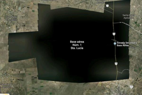 Google explica desaparición de base Santa Lucía en sus plataformas