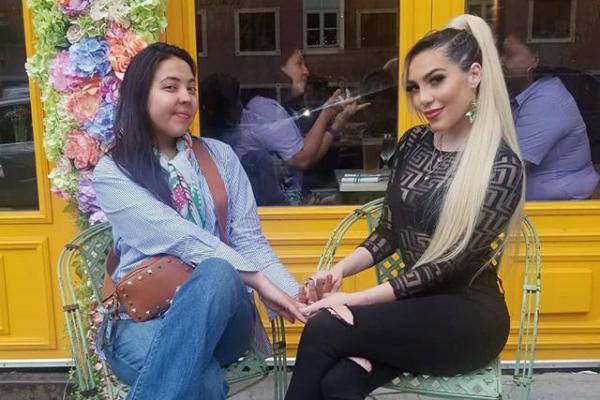 La cantante es hija de Alejandra Guzmán. Foto: Instagram.