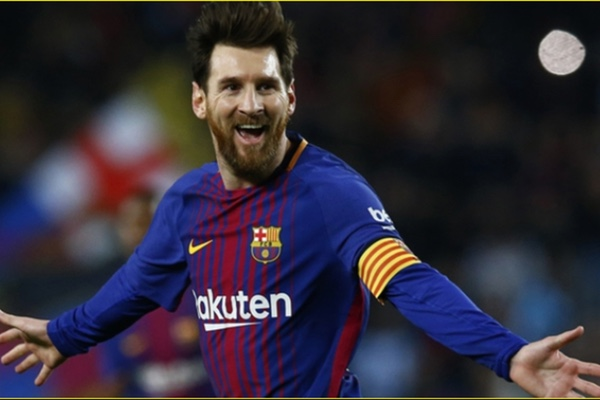 Los récords de Lionel Messi. AP