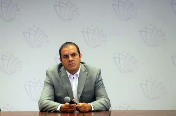 Cuautémoc Blanco estuvo en Acamilpa. Foto: Cuartoscuro