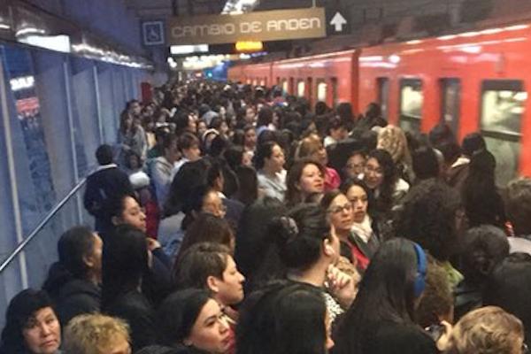 Metro retrasos linea 1 linea 12