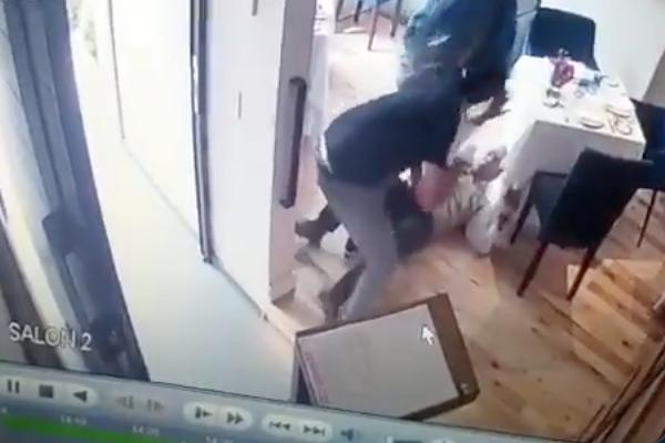 lomas de chapultepec violento asalto restaurante