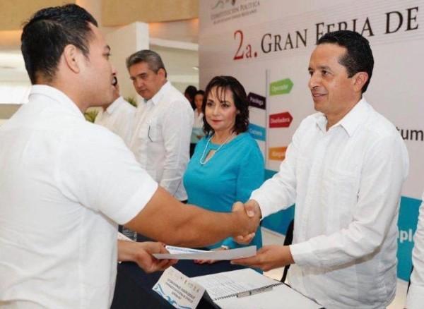 Carlos Joaquín, gobernador de Quintana Roo.Foto: Especial