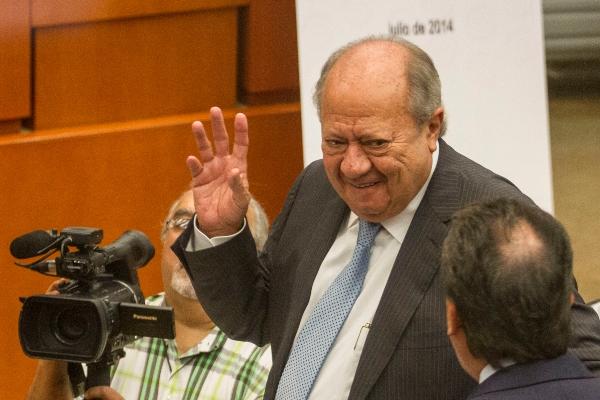 Carlos Romero Deschamps, exlíder del STPRM. Foto: Cuartoscuro