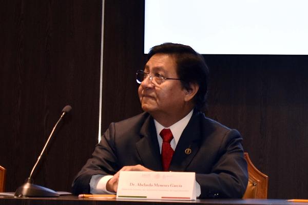 Abelardo Meneses presenta la campaña 1 Minuto vs el Cáncer (1)