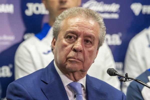 Víctor Garcés, exdirector jurídico de la Cooperativa Cruz Azul