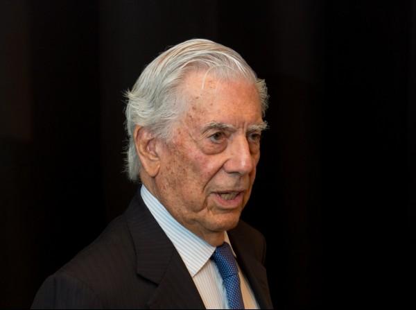 EL AUTOR. Mario Vargas Llosa nació en 1936 en Arequipa, Perú. Foto: Cortesía