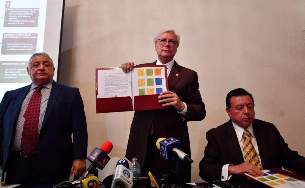 CONFERENCIA. Bonilla expuso su opinión ayer en la Ciudad de México. Foto: Pablo Salazar Solís