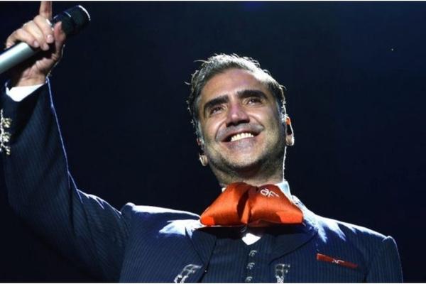 Alejandro Fernández presentó su nuevo disco. Especial
