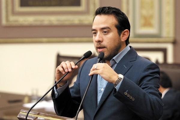 "PAN. Oswaldo Jiménez dijo que la ley se ""satanizó"". Foto: ENFOQUE"