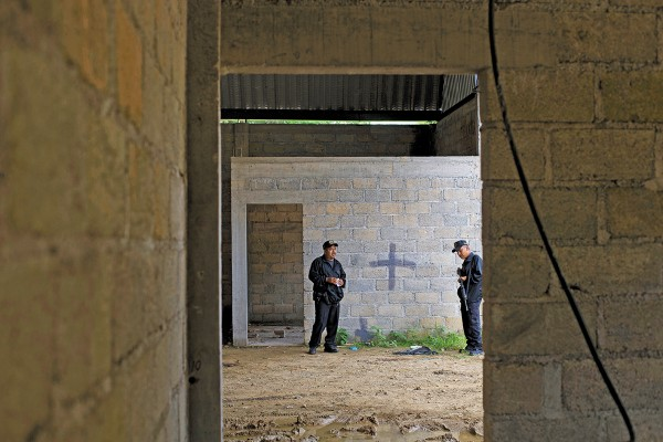 PASADO. En 2014, militares asesinaron a 15 civi- les, argumentaron que fue un enfrentamiento. Foto: AP