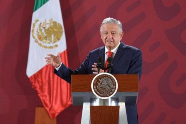 El presidente habló sobre la renuncia del exdirigente petrolero. Foto: Presidencia
