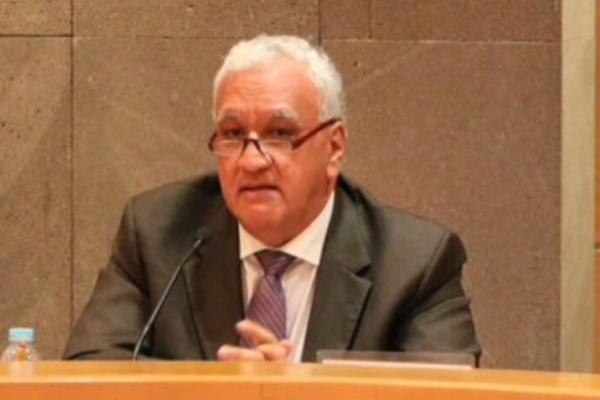 FOTO:ESPECIAL  Manuel González Oropeza, exmagistrado de la Sala Superior del Tribunal Electoral del Poder Judicial de la Federación,