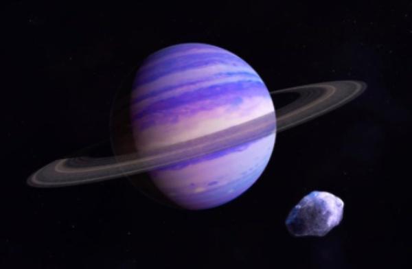 El sistema solar GJ 15 A fue descubierto a 11 años luz de la Tierra. FOTO: Especial