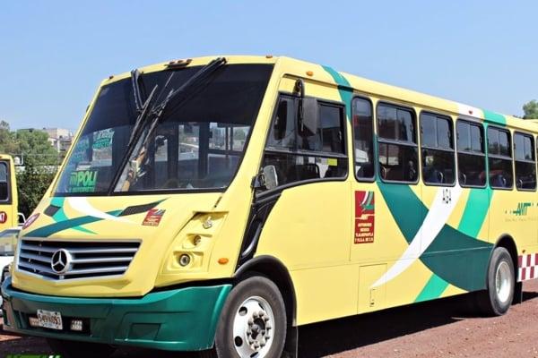 Asaltante muere en atraco al transporte público en Tlalnepantla. Foto: Facebook Autobuses México-Tlalnepantla