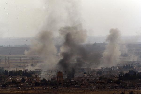 siria cese fuego 5 dias acuerdo eu turquia