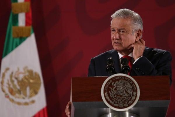 Andrés Manuel López Obrador, presidente de México. Foto: Cuartoscuro