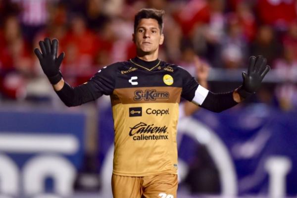 El portero de Dorados publicó varios videos en sus redes sociales. Foto: Especial.
