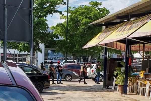 Balaceras en Culiacán