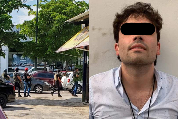 """Ya liberaron al patrón"" así festejaron sicarios la libertad de Ovidio Guzmán: VIDEO"