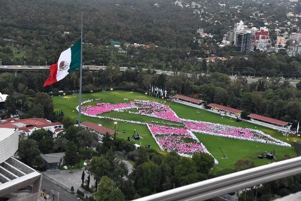 El 19 de octubre se conmemora el día internacional de la lucha contra el cáncer de mama. FOTO: MARIO JASSO /CUARTOSCURO.COM