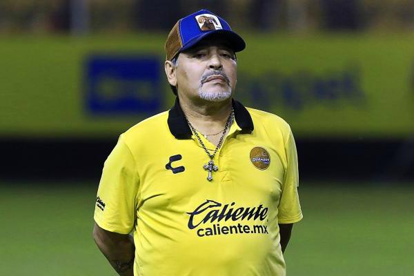 El extécnico de los Dorados de Sinaloa tiene 58 años. Foto: Especial.
