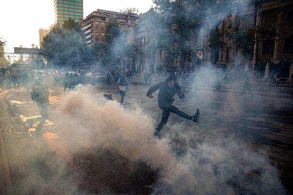 La fuerte presión social. Foto: AP