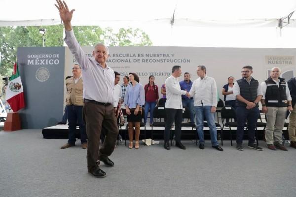 Andrés Manuel López Obrador, presidente de México. Foto: Especial