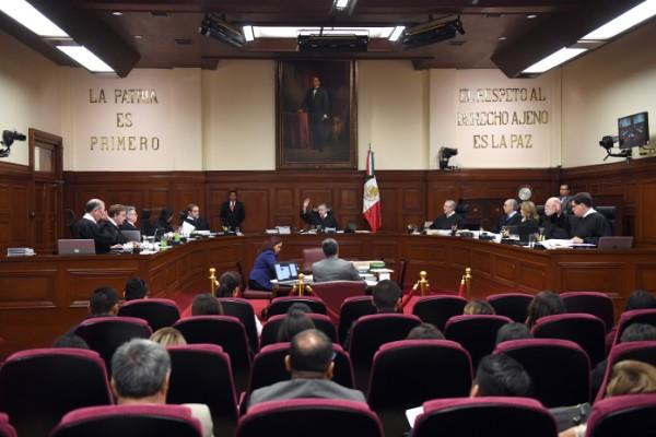 Expertos consideran que el proceso de selección del ministro Juan Luis González Alcántara Carrancá, en 2018, tuvo vacíos legales. Foto: CUARTOSCURO