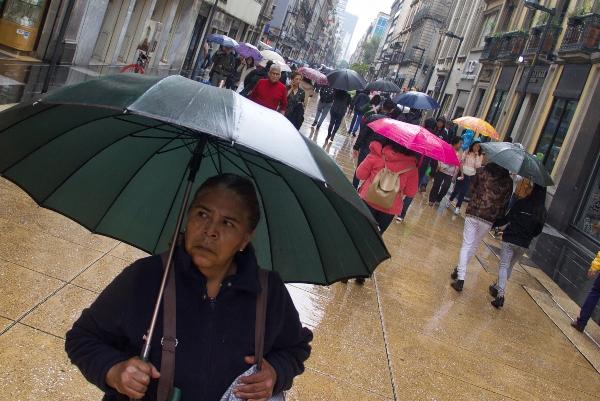 Las lluvias seguirán en gran parte del país. Foto: Cuartoscuro