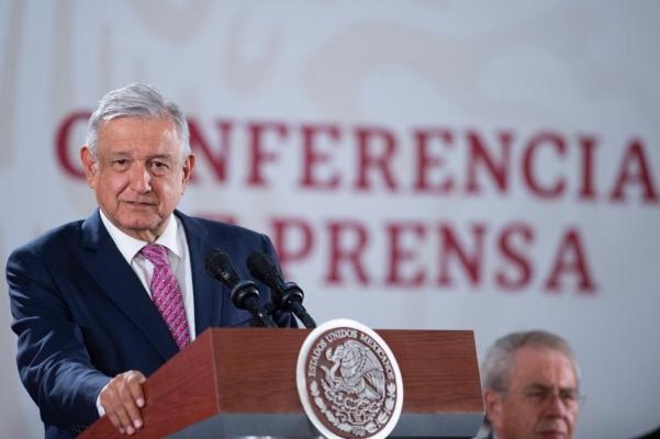 El presidente Andrés Manuel López Obrador. Foto: PresidenciaEl presidente Andrés Manuel López Obrador. Foto: Presidencia