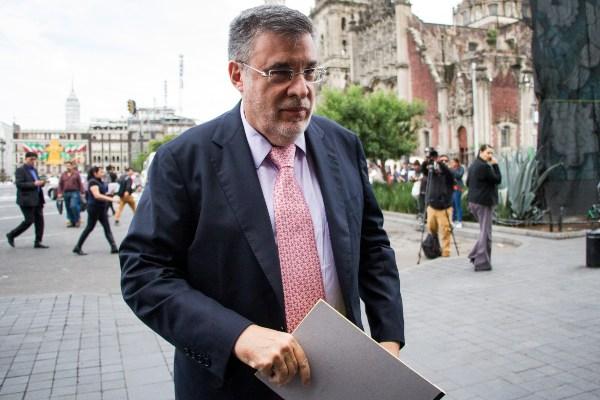 Julio Scherer Ibarra, Consejero Jurídico del Ejecutivo Federal. Foto: Cuartoscuro