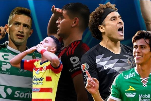 Los protagonistas de la jornada 14 de la Liga MX. Foto: Liga MX