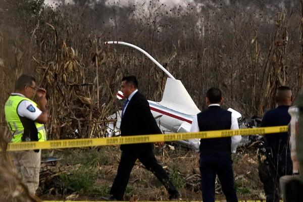 La gobernadora Martha Erika Alonso y su esposo, el senador y exgobernador Rafael Moreno Valle fallecieron tras desplomarse la aeronave en la que viajaban. Foto: Cuartoscuro