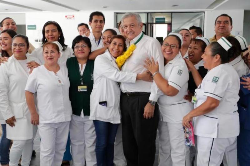 MÁS DINERO. El presupuesto para la compra de equipo e infraestructura será de 11 mil 651 millones de pesos.  Foto: Especial