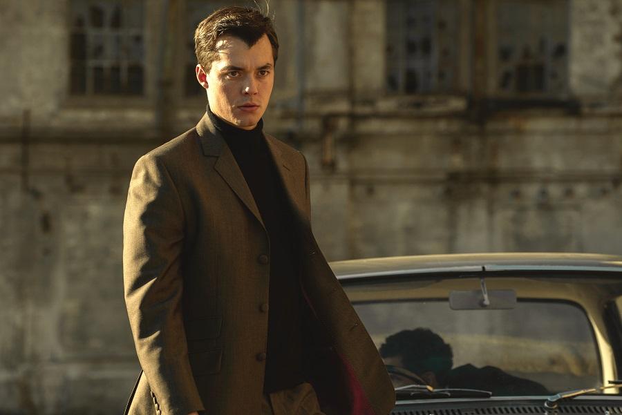 OTROS FILMES. Jack Bannon ha actuado al lado de Brad Pitt y Benedict Cumberbatch. Foto: Especial