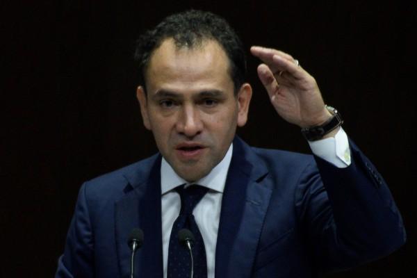 Arturo Herrera, secretario de Hacienda y Crédito Público. Foto: Cuartoscuro