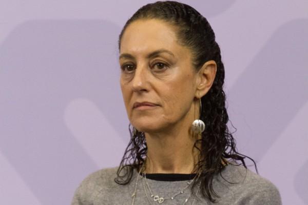 Claudia Sheinbaum, jefa de Gobierno de la Ciudad de México. Foto: Cuartoscuro