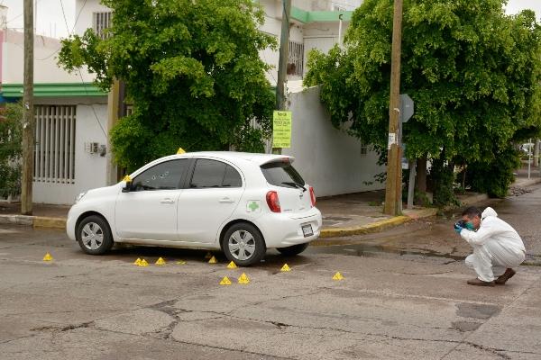 La cifra de homicidios dolosos ha aumentado en varias entidades Foto: Cuartoscuro