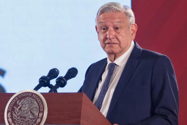 Andrés Manuel López Obrador, presidente de la República. Foto: Cuartoscuro