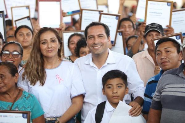 Mauricio Vila, gobernador de Yucatán. Foto: @MauVila