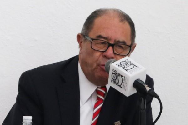 Manuel Jiménez Guzmán, presidente nacional de Avanzada Liberal Democrática. Foto: Cuartoscuro