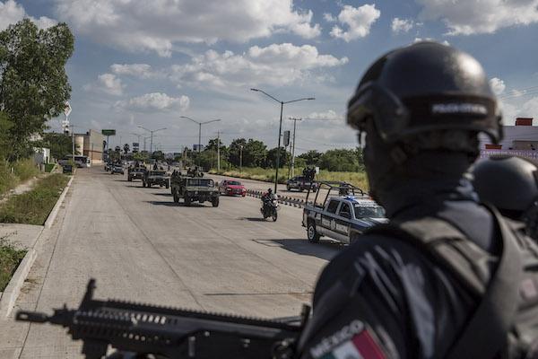 Alfonso Durazo comparecencia operativo culiacan